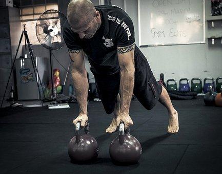 Kettlebell Workout Weight Loss