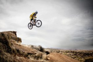 Physical Fitness And Extreme Mountain Biking
